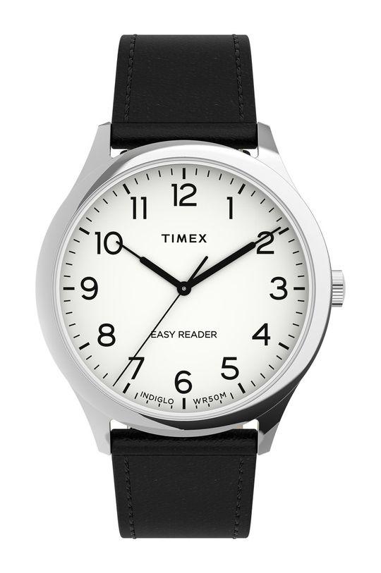 černá Timex - Hodinky TW2U22100 Pánský