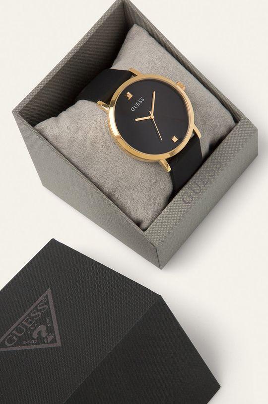 Guess - Zegarek W1264G1 Materiał syntetyczny, Stal szlachetna, Szkło mineralne