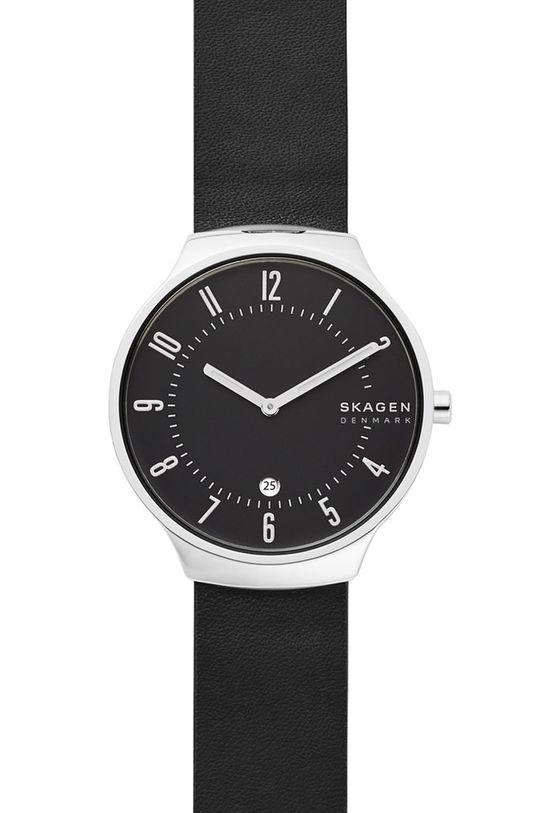 czarny Skagen - Zegarek SKW6459 Męski