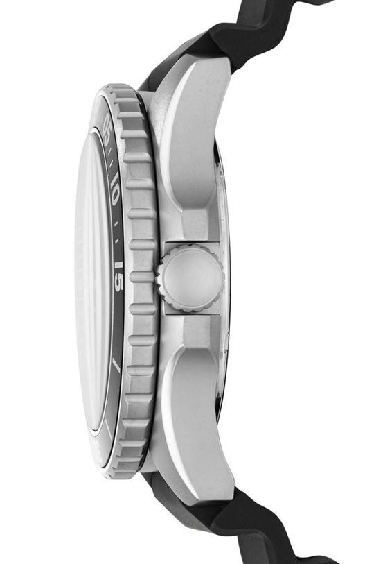 Fossil - Zegarek FS5689 Materiał syntetyczny, Stal szlachetna, Szkło mineralne