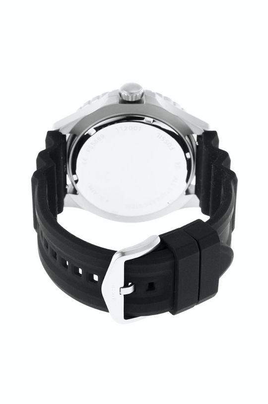 czarny Fossil - Zegarek FS5689