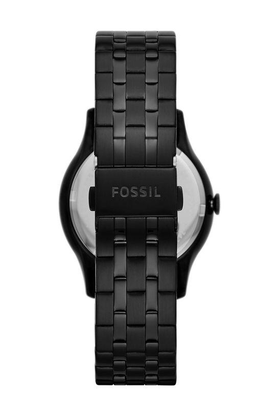 Fossil - Hodinky FS5647 čierna