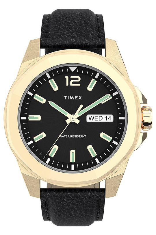 černá Timex - Hodinky TW2U82100 Pánský