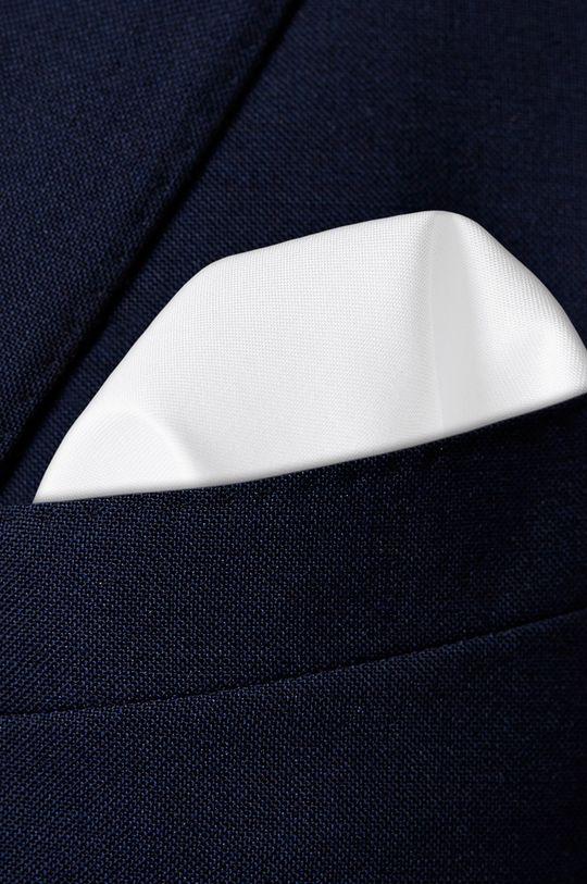 biały ETON - Poszetka Męski