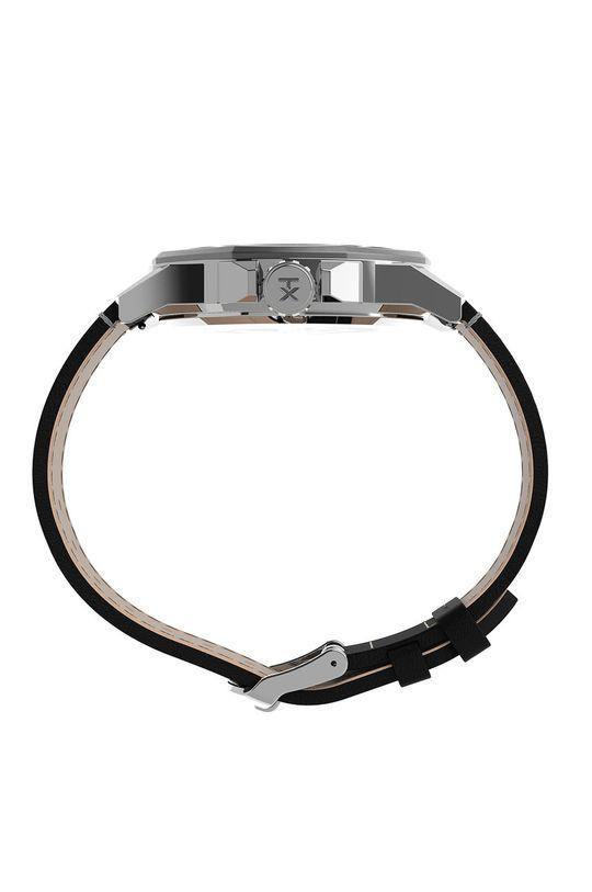 Timex - Zegarek TW2U14900 srebrny