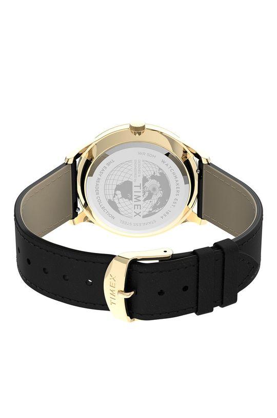 złoty Timex - Zegarek TW2U22200