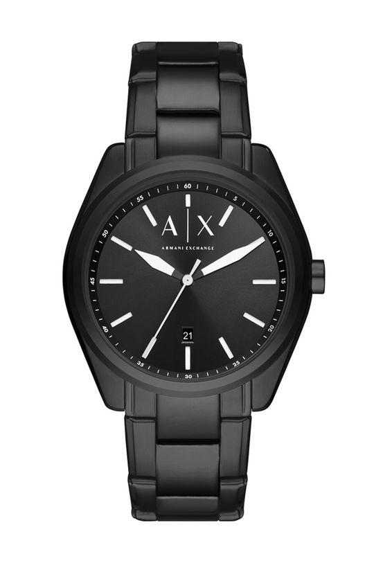 čierna Armani Exchange - Hodinky AX2858 Pánsky