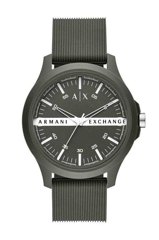 ciemny zielony Armani Exchange - Zegarek AX2423 Męski