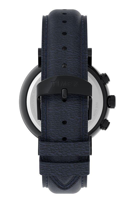 czarny Timex - Zegarek TW2U88900