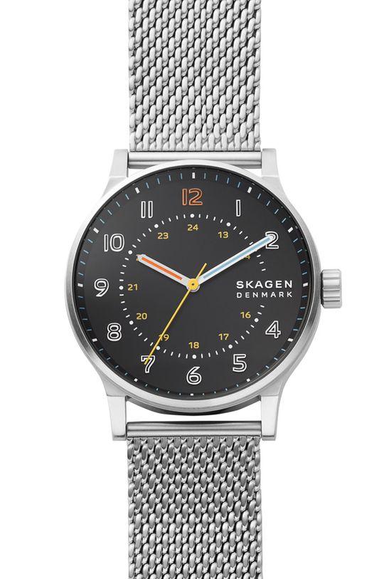 srebrny Skagen - Zegarek SKW6682 Męski