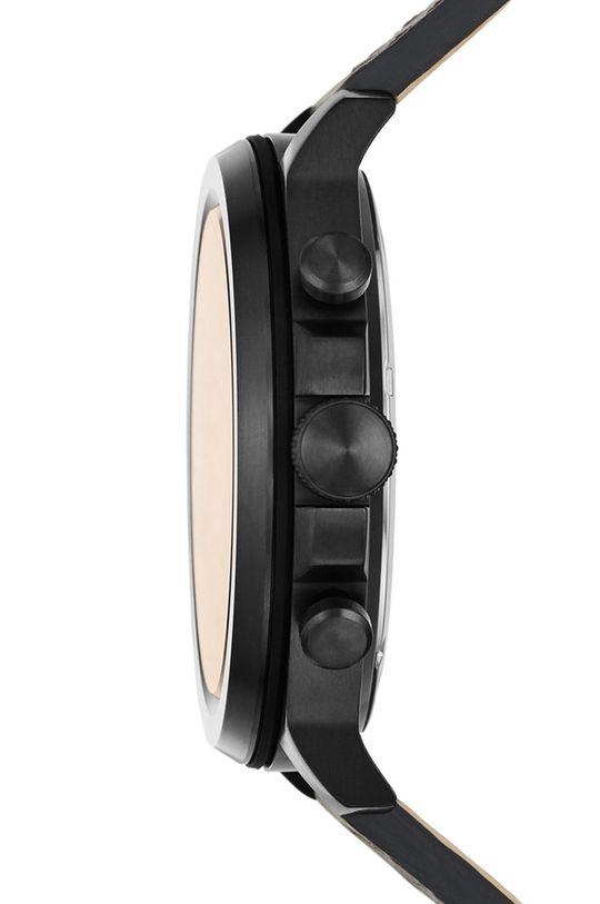 Fossil - Zegarek FS5751 ciemny brązowy