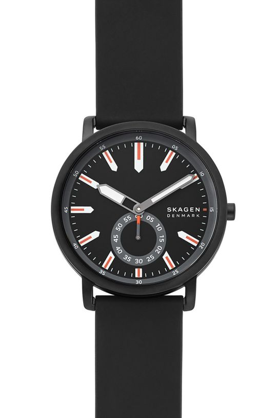 czarny Skagen - Zegarek SKW6612 Męski