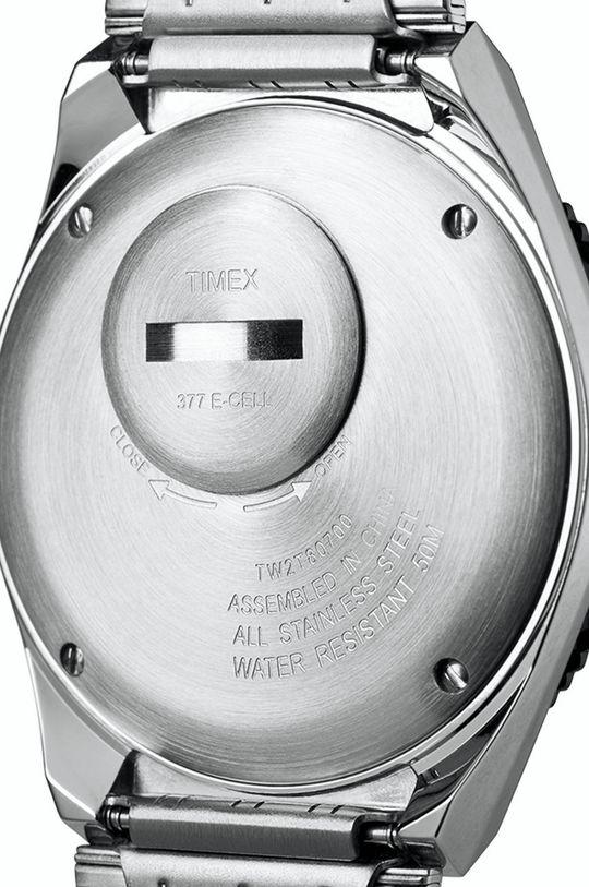 srebrny Timex - Zegarek TW2T80700