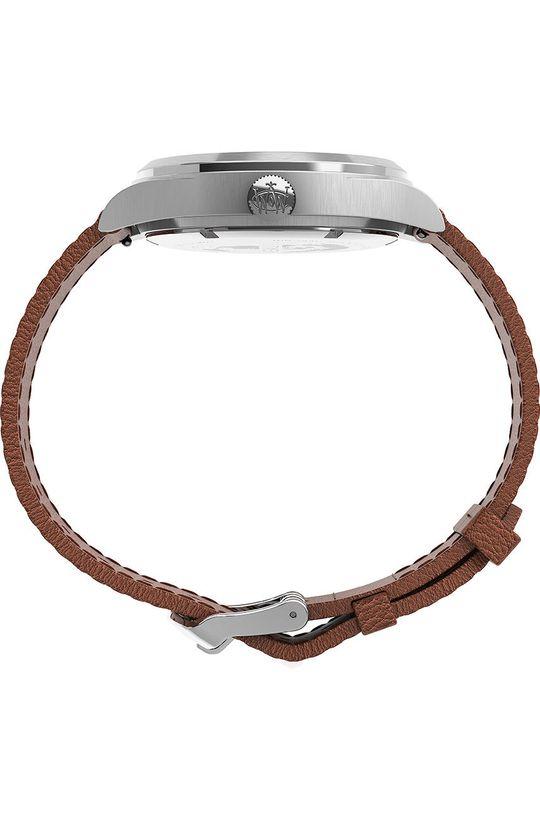 Timex - Hodinky TW2U90400 stříbrná