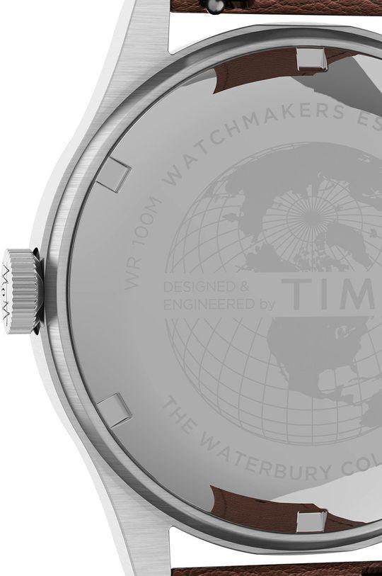 stříbrná Timex - Hodinky TW2U90400