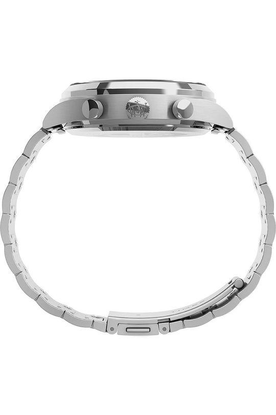 Timex - Hodinky TW2U90900 stříbrná