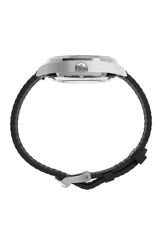 Timex - Zegarek TW2U83700 srebrny