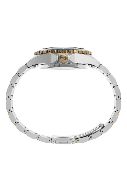 Timex - Zegarek TW2U83500 srebrny