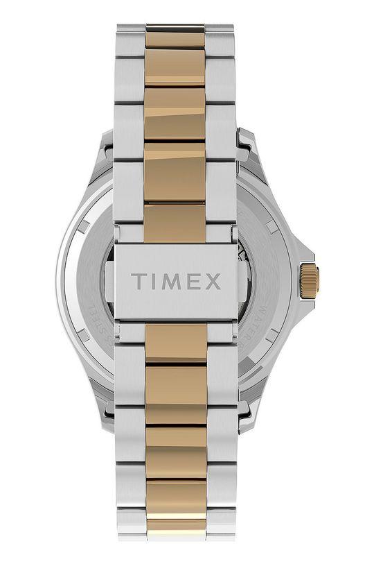 Timex - Zegarek TW2U83500 Stal, Szkło mineralne