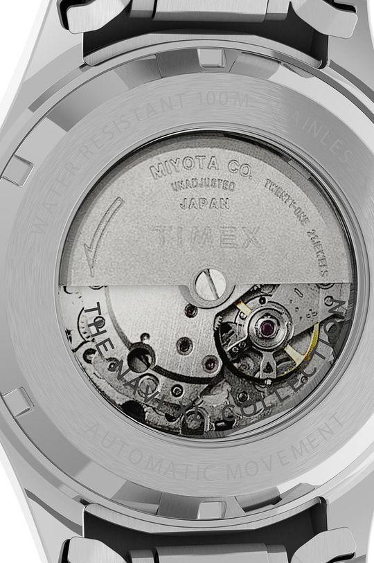 srebrny Timex - Zegarek TW2U83500