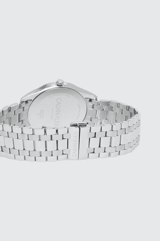 Calvin Klein - Zegarek K4N21146 srebrny