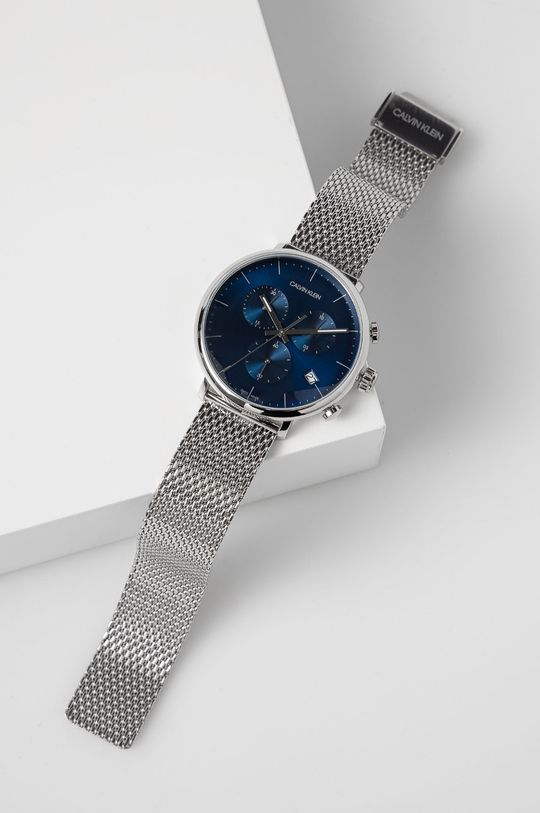 Calvin Klein - Zegarek K8M2712N srebrny