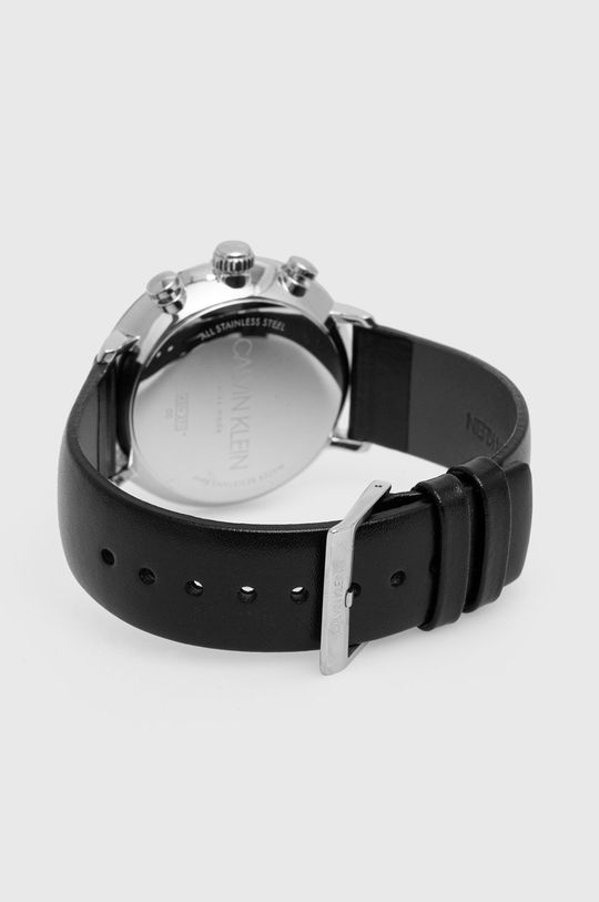 Calvin Klein - Zegarek K8M271C6 czarny