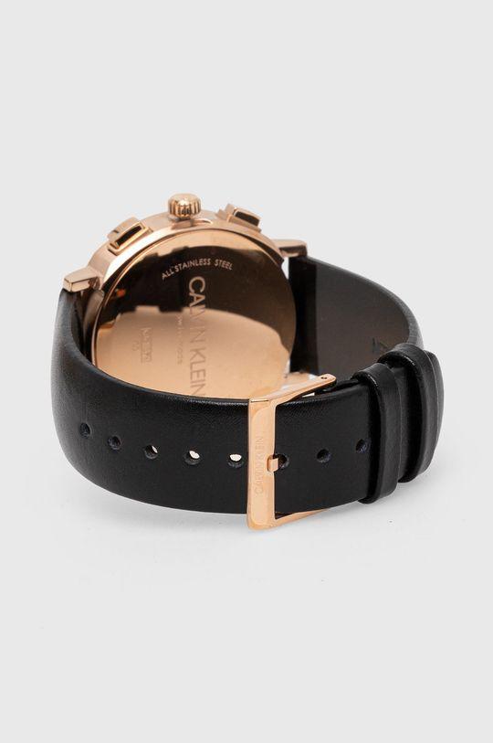 Calvin Klein - Zegarek K8Q376C3 czarny