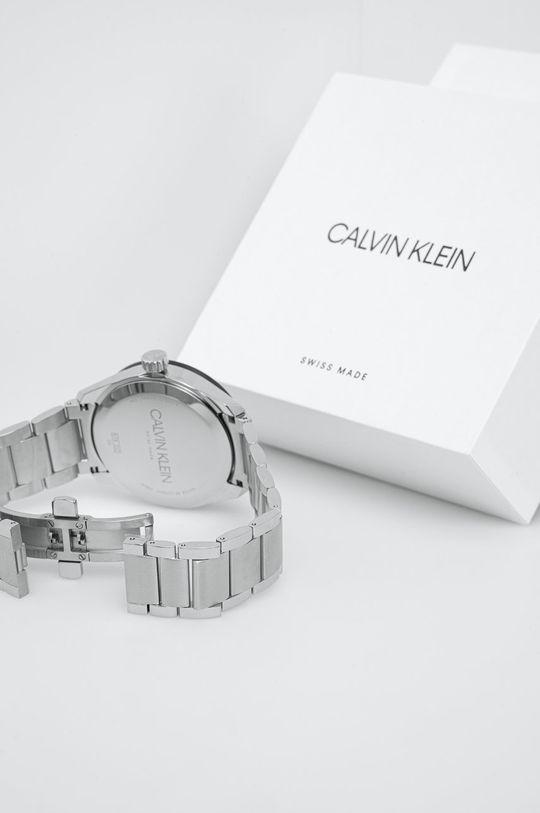 Calvin Klein - Zegarek K9R31C46 srebrny