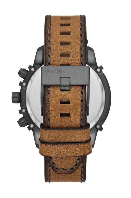 Diesel - Zegarek DZ4569 Skóra naturalna, Stal szlachetna, Szkło mineralne