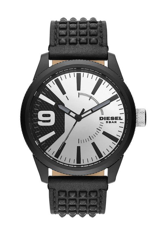 czarny Diesel - Zegarek DZ1963 Męski