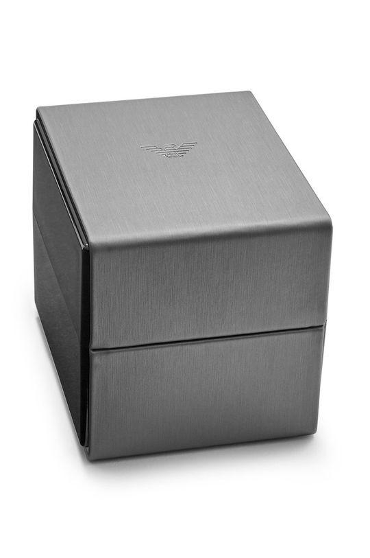srebrny Emporio Armani - Zegarek AR11360