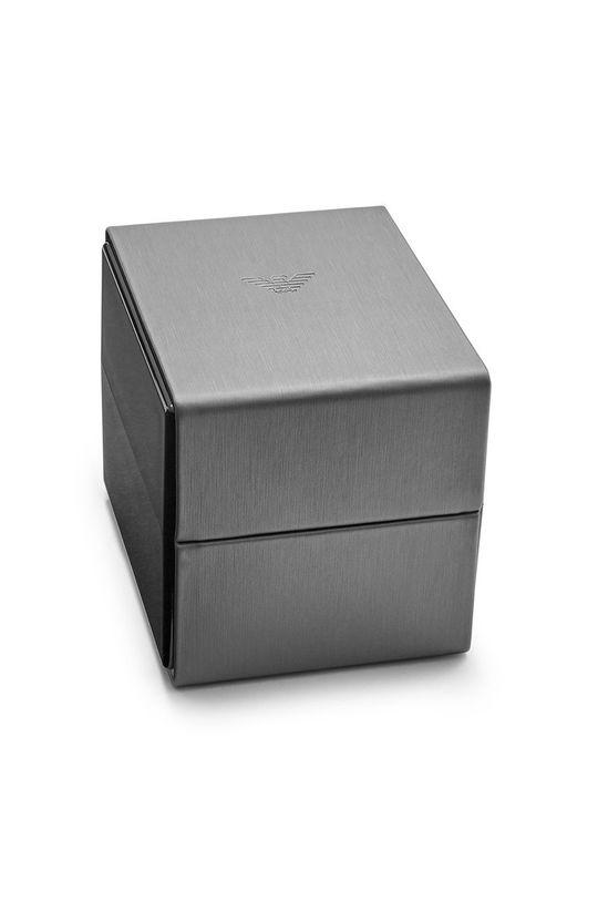 czarny Emporio Armani - Zegarek AR11046