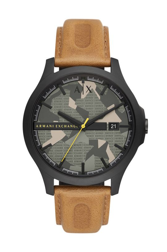 brązowy Armani Exchange - Zegarek AX2412 Męski