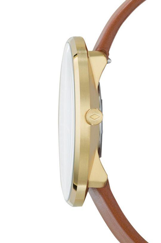 FOSSIL - Zegarek FS5473 brązowy