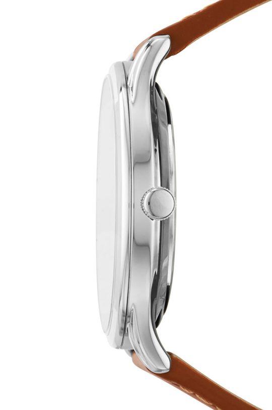 FOSSIL - Zegarek FS5703 brązowy