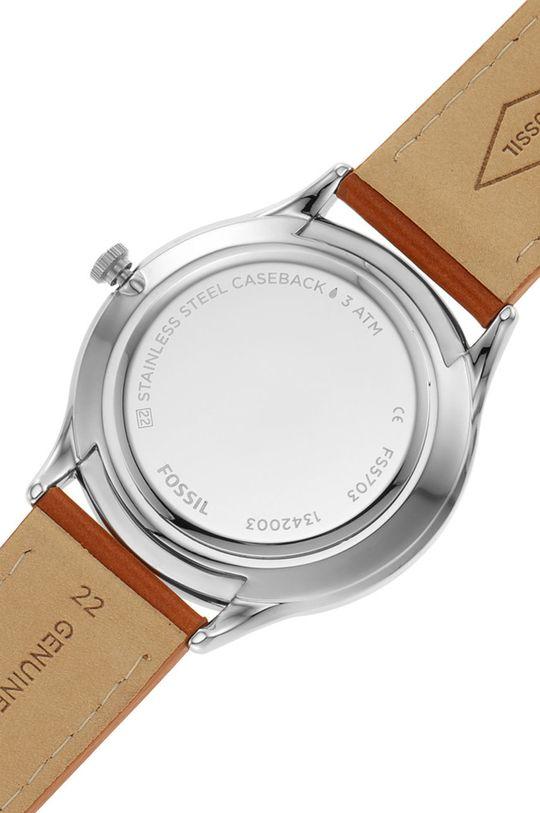 brązowy FOSSIL - Zegarek FS5703