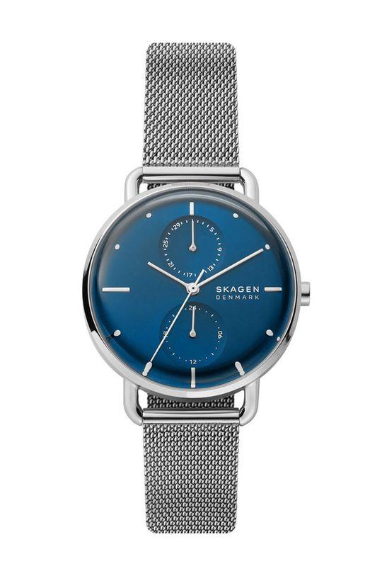 srebrny Skagen - Zegarek SKW2947 Męski