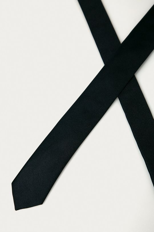 Selected - Krawat granatowy