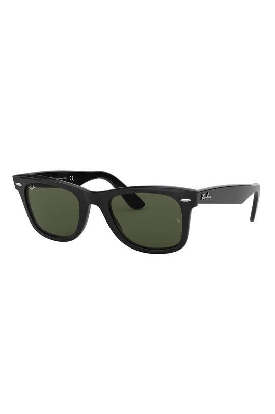 czarny Ray-Ban - Okulary Wayfarer Męski
