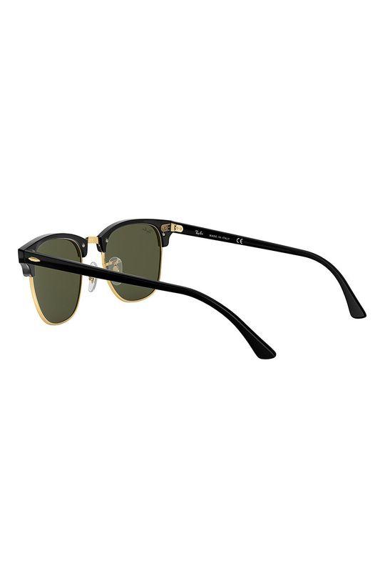 czarny Ray-Ban - Okulary Clubmaster