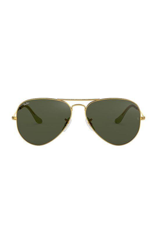 Ray-Ban - Ochelari Aviator Large Metal aur