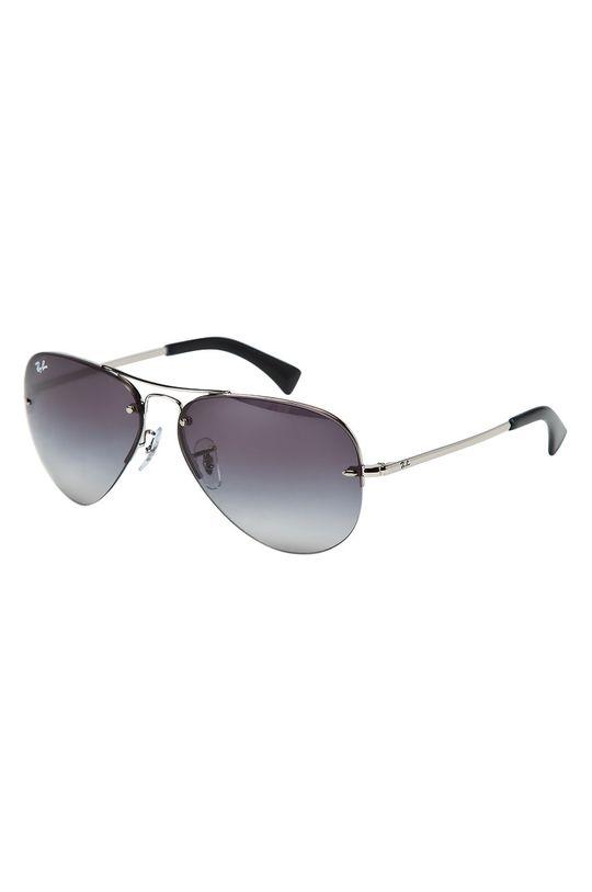 stříbrná Ray-Ban - Brýle Pánský