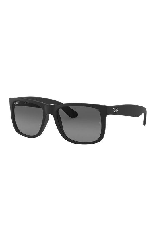 czarny Ray-Ban - Okulary RB4165 622/T3 Męski