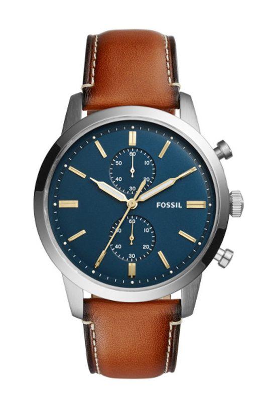 коричневий Fossil - Годинник FS5279 Чоловічий