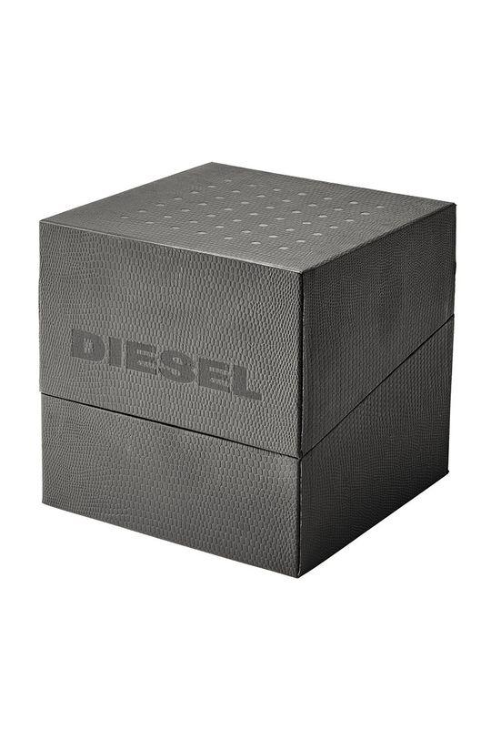 Diesel - Годинник DZ1802  Натуральна шкіра, Благородна сталь, Мінеральне скло