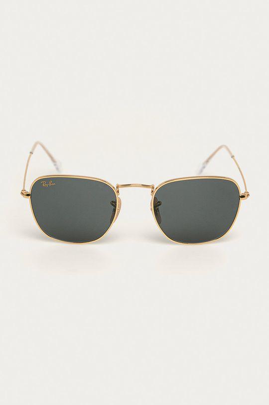 Ray-Ban - Okulary przeciwsłoneczne złoty