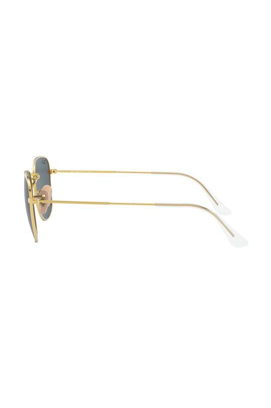 złoty Ray-Ban - Okulary przeciwsłoneczne