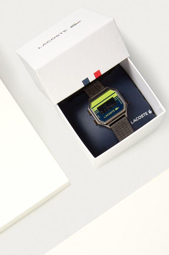 Lacoste - Zegarek 2020134 Stal szlachetna, Szkło mineralne