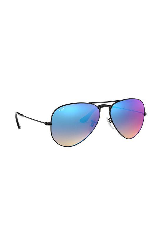 Ray-Ban - Brýle Aviator  Umělá hmota, Kov